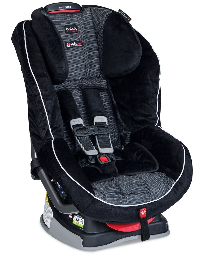 Britax Boulevard Convertible Car Seat Best convertible