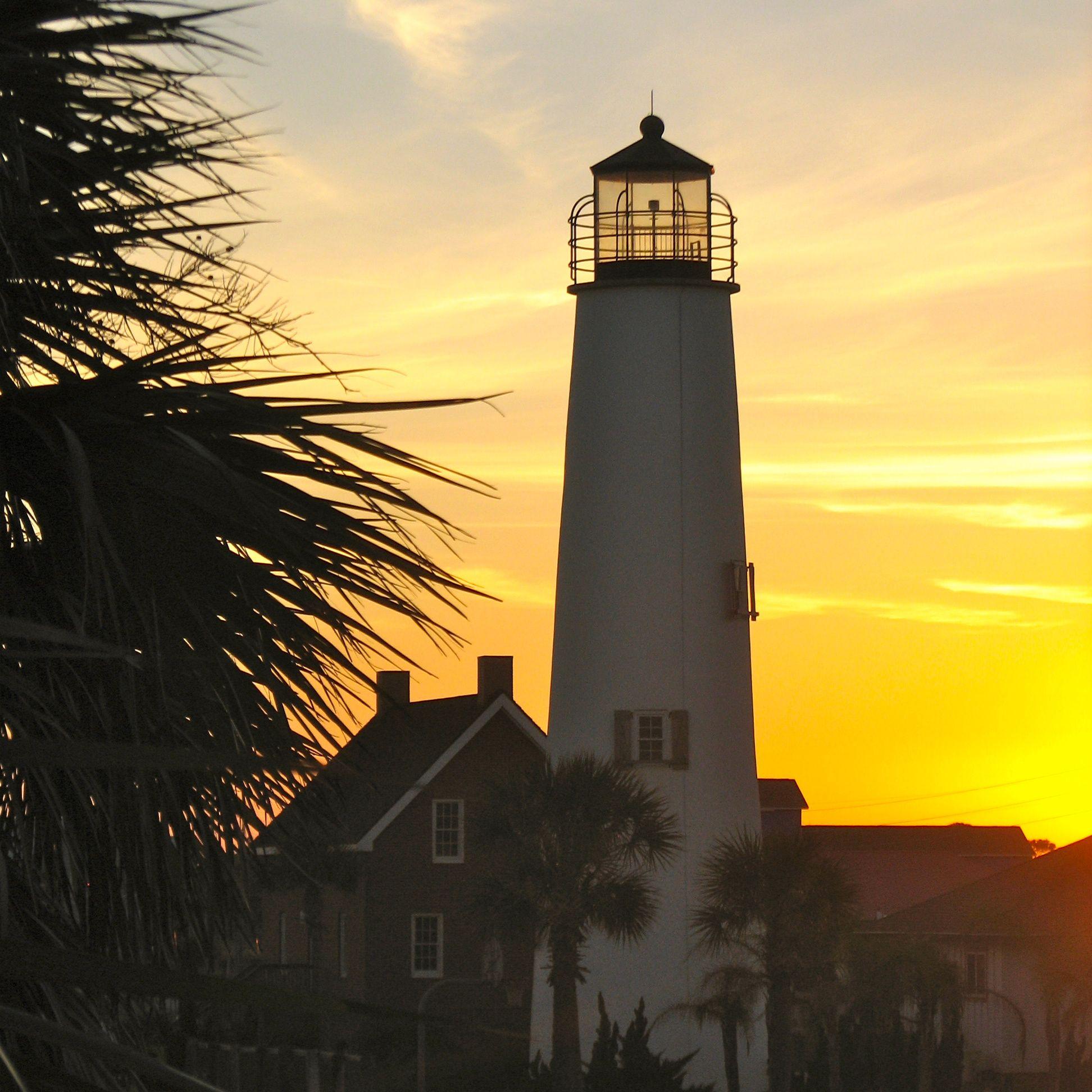 Light Fixtures Duluth Mn: St George Island Light House,FL