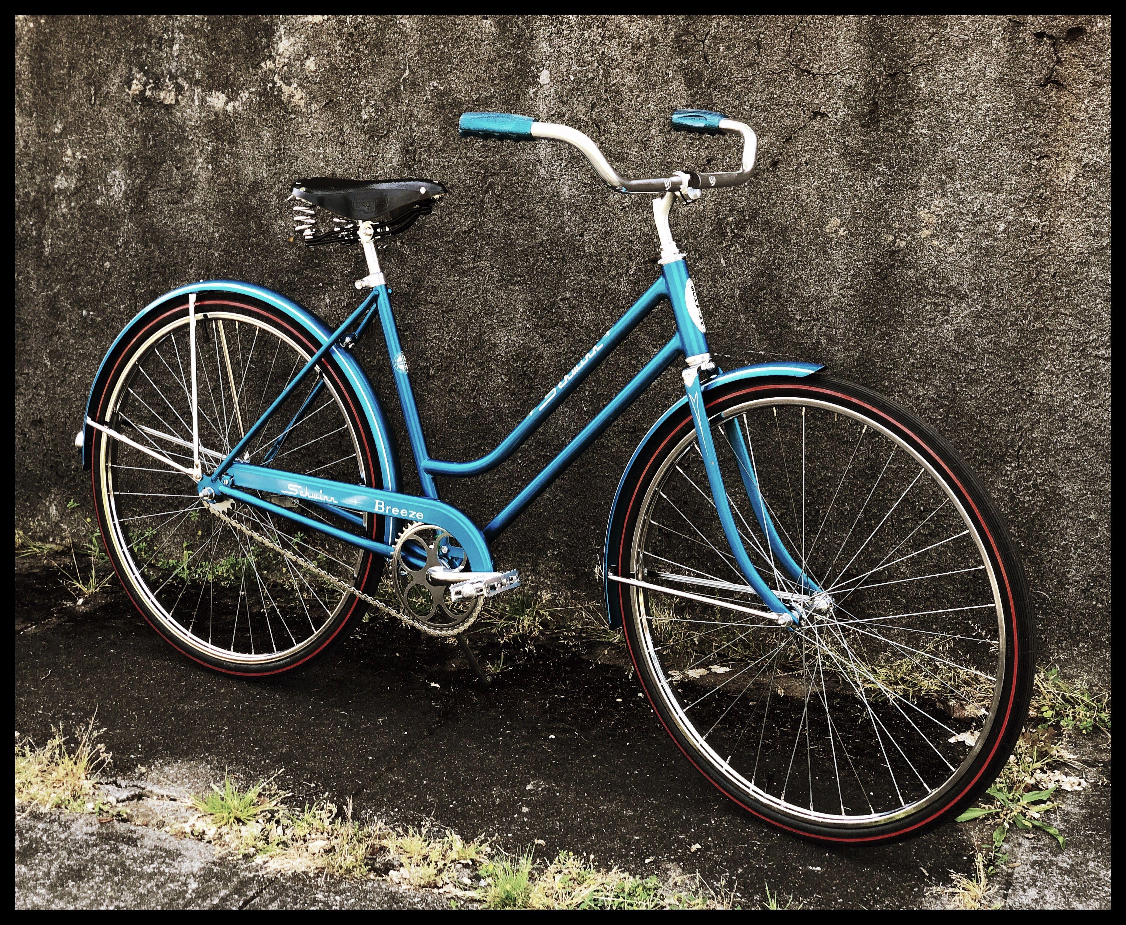 1967 Schwinn Breeze Bicicletas, Deportes