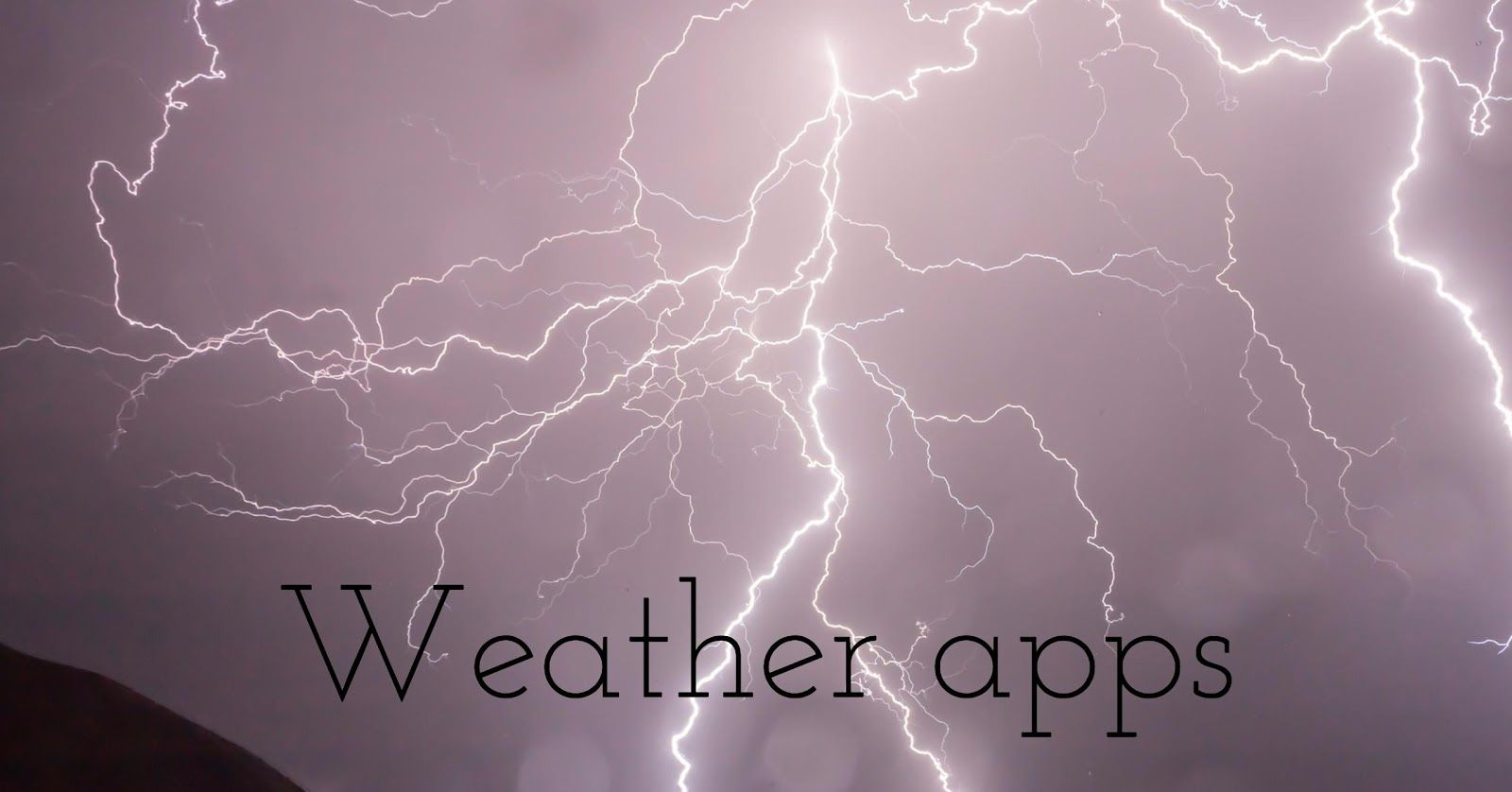 9 Most Accurate Weather Apps for iPhone, iPad & Apple
