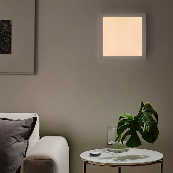 Floalt Led Light Panel Dimmable White Spectrum 12x12 In 2020 Led Panel Light Led Lights Light Panel