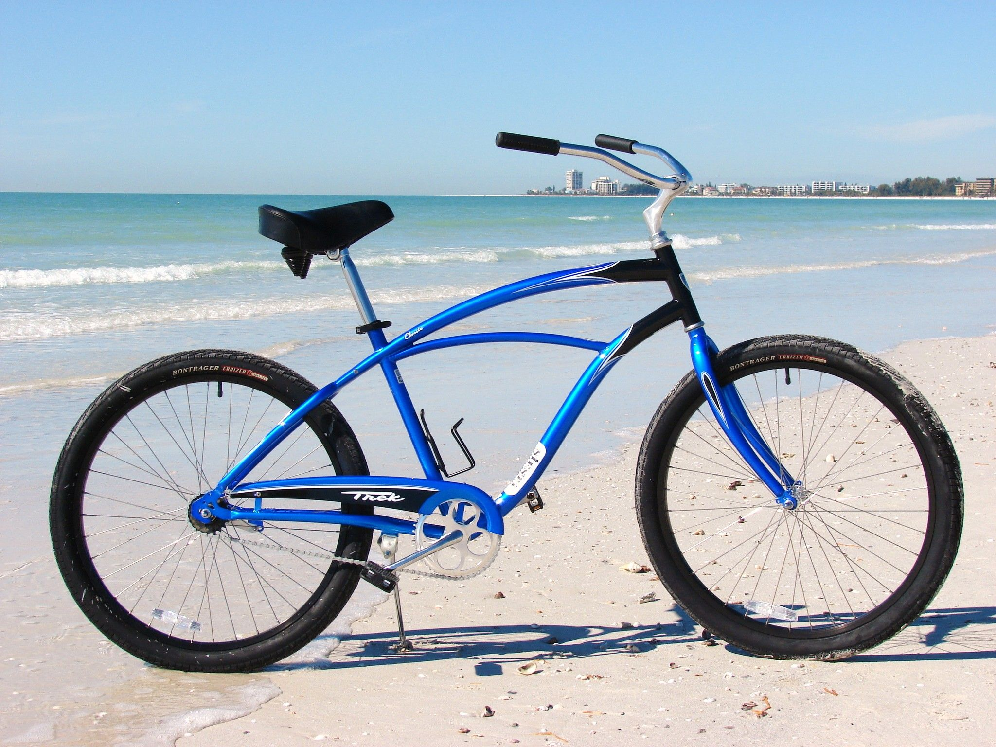 Rent A Beach Cruiser Bicycle From Siesta Sports Rentals And Bike