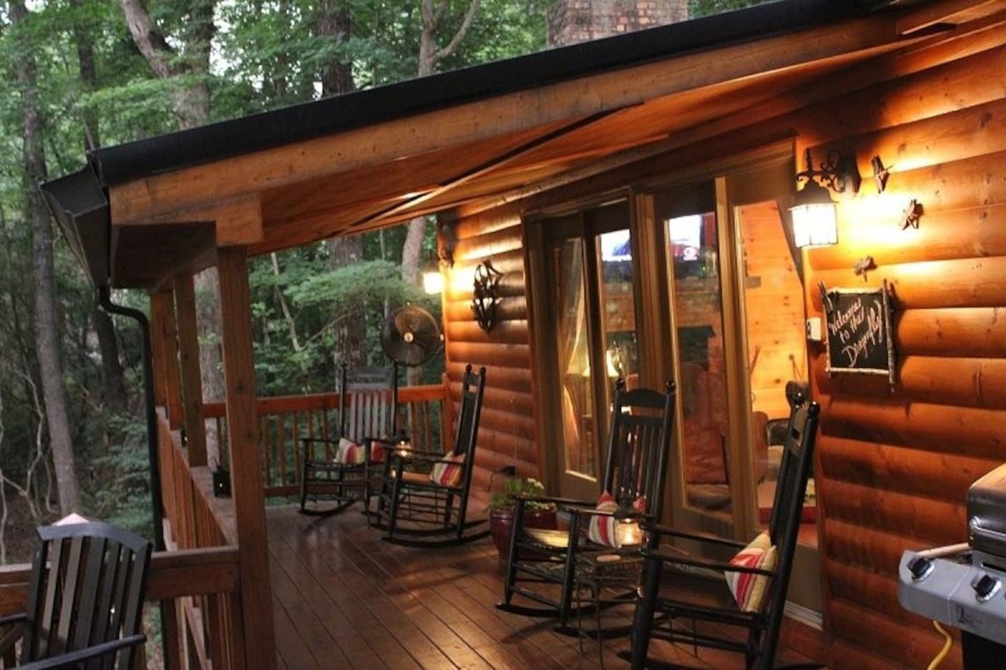 Dragonfly On The Cartecay Cabins For Rent In Ellijay Beautiful