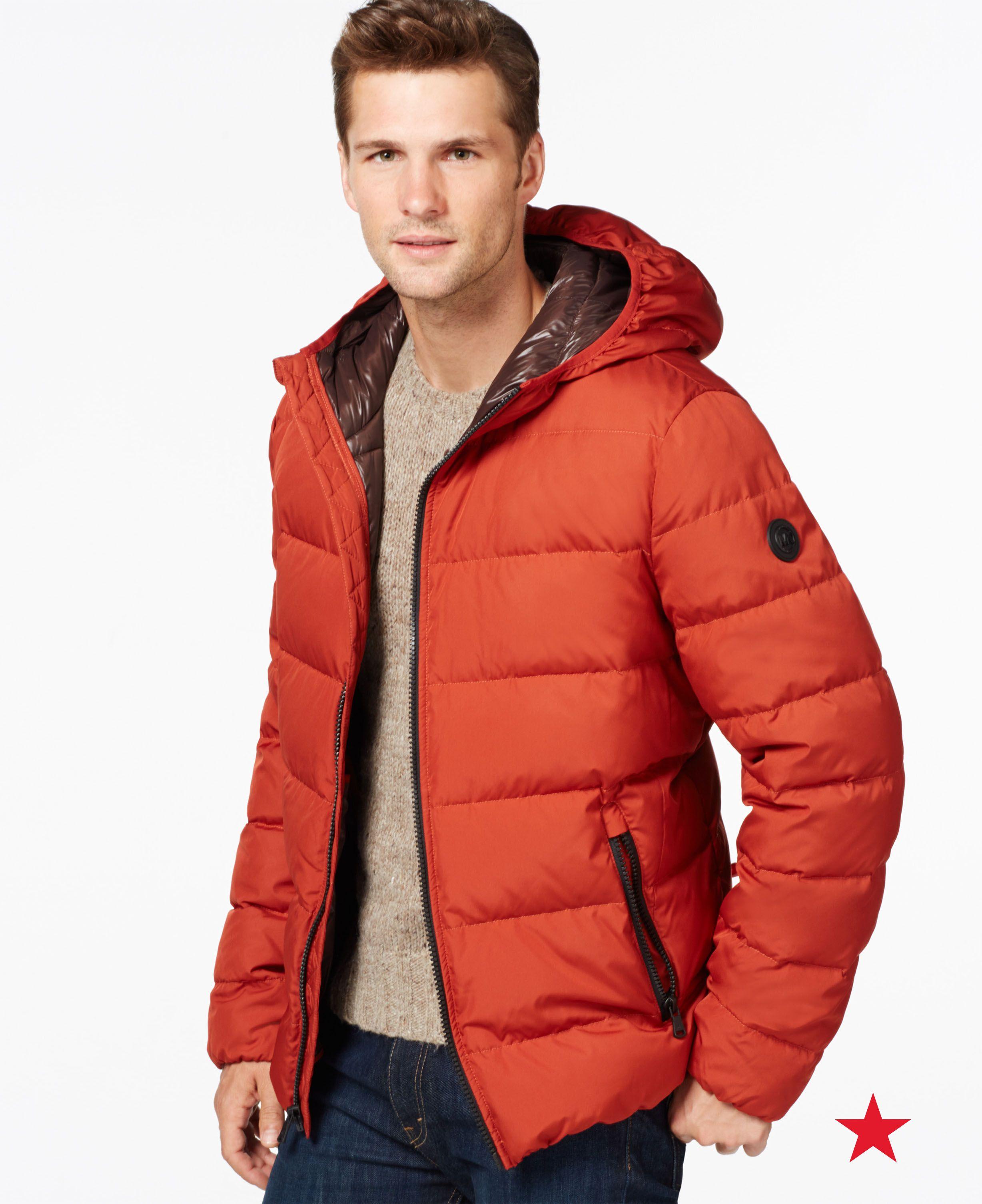 Michael Kors Michael Kors Men S Down Puffer Jacket Created For Macy S Reviews Coats Jackets Men Macy S Michael Kors Men Jackets Men Fashion Michael Kors Clothes [ 3013 x 2456 Pixel ]