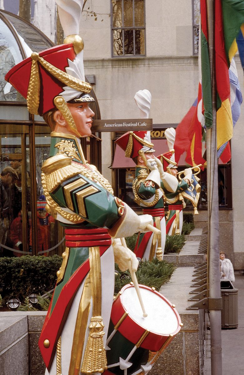 Rockefeller Center Cadets