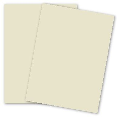 Domtar Colors Earthchoice Cream Opaque Text 11 X 17 Paper 24 60 Text 500 Pk Cardstock Paper Paper Opaque