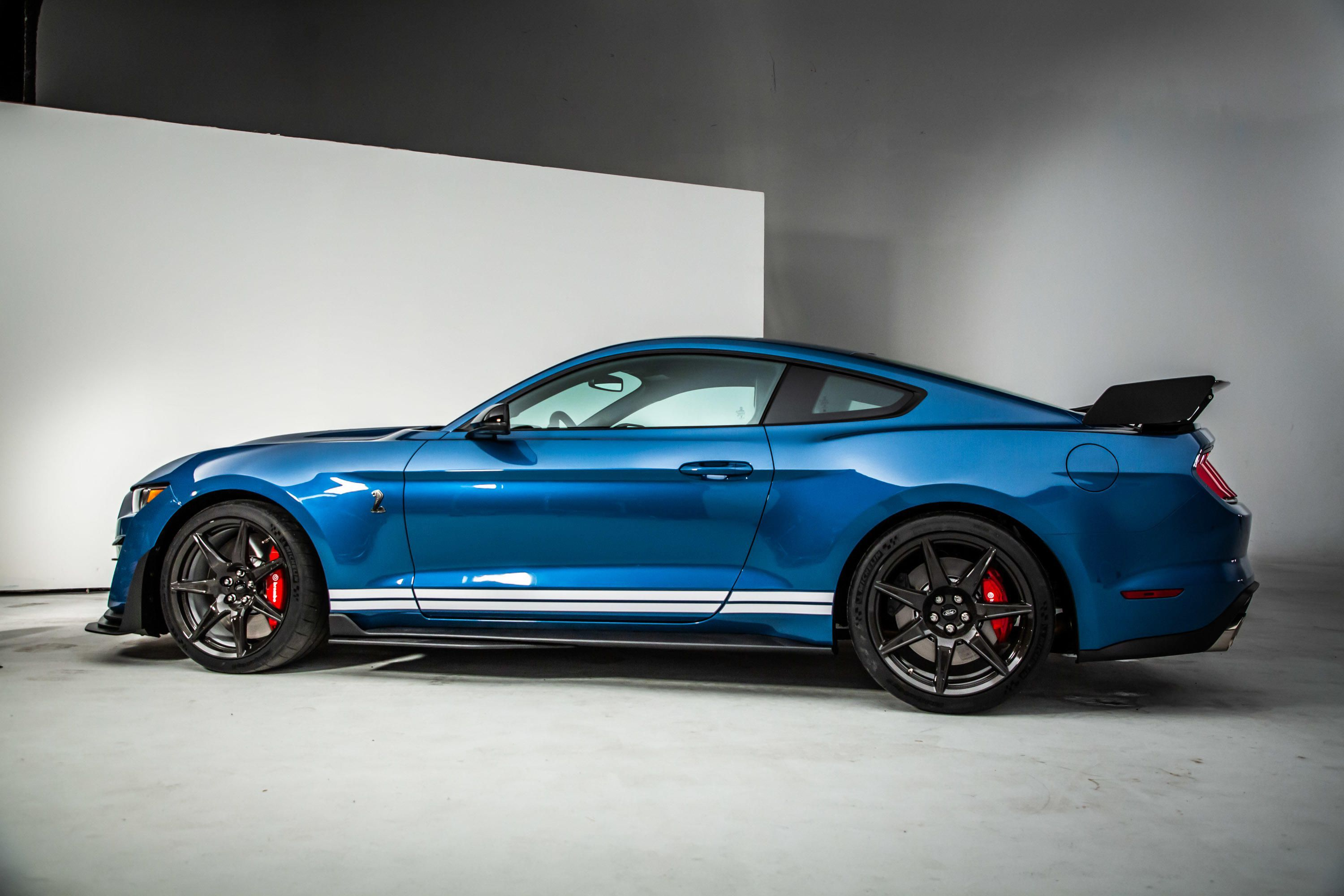 2020 Ford Mustang Shelby GT500 brings 760 horsepower to ...