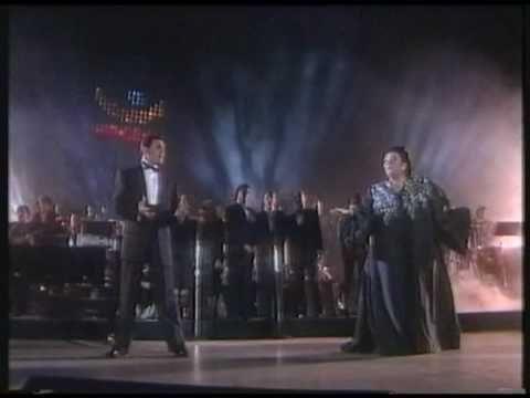 Freddie Mercury And Monserrat Caballet Barcelona Absolute