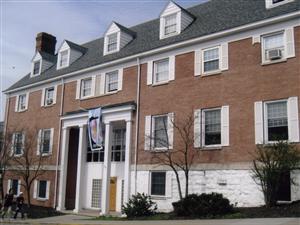 Alpha Omicron Pi Houses West Virginia West Virginia West Virginia University Virginia