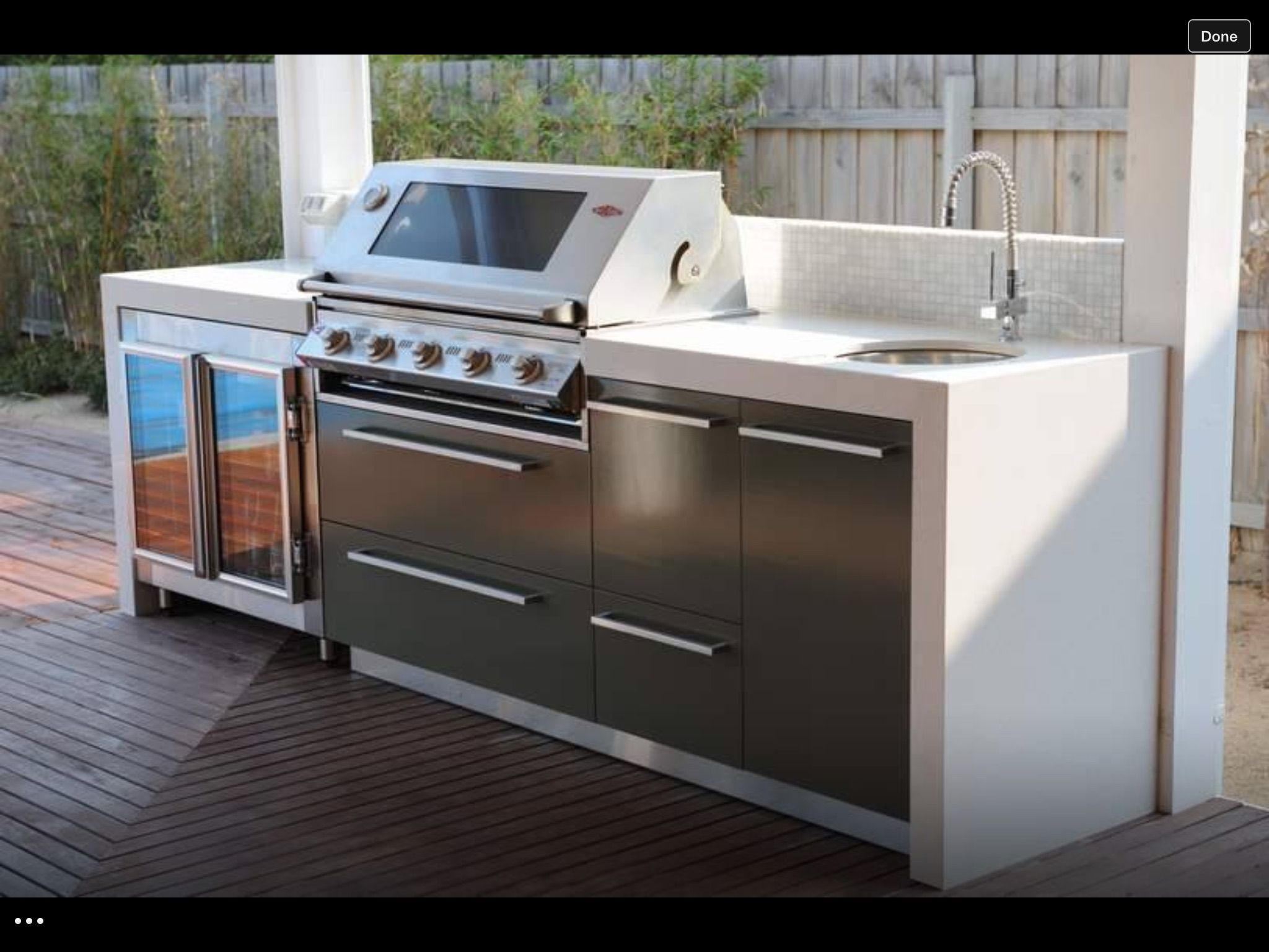 Melbourne Outdoor Kitchen Concepts Are An Elished Based Company Specialising In The Design And Manufacture Of Custom Kitchens