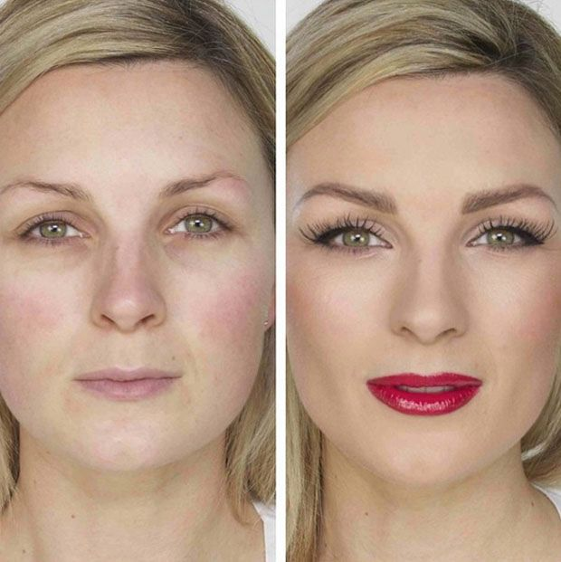 mac concealer before and after. nic\u0027s before and after. http://beautyeditor.ca/2015/04 mac concealer after f