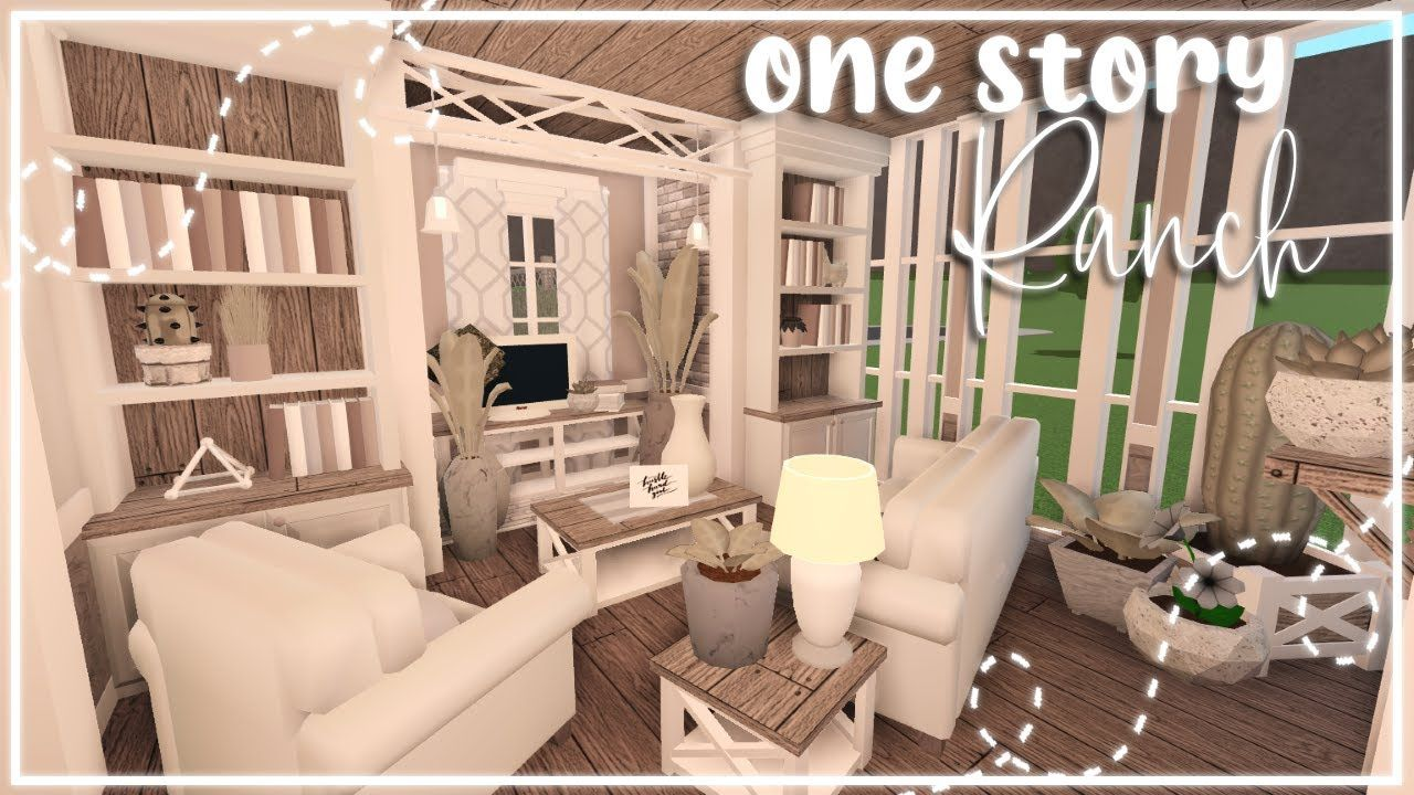 Are you making your home look more cluttered without even realizing it? - Rustic One Story Family Ranch - Bloxburg Speedbuild ...