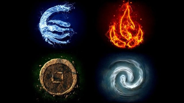 Four Elements Symbol Four Elements Symbol Wallpaper Year Of The