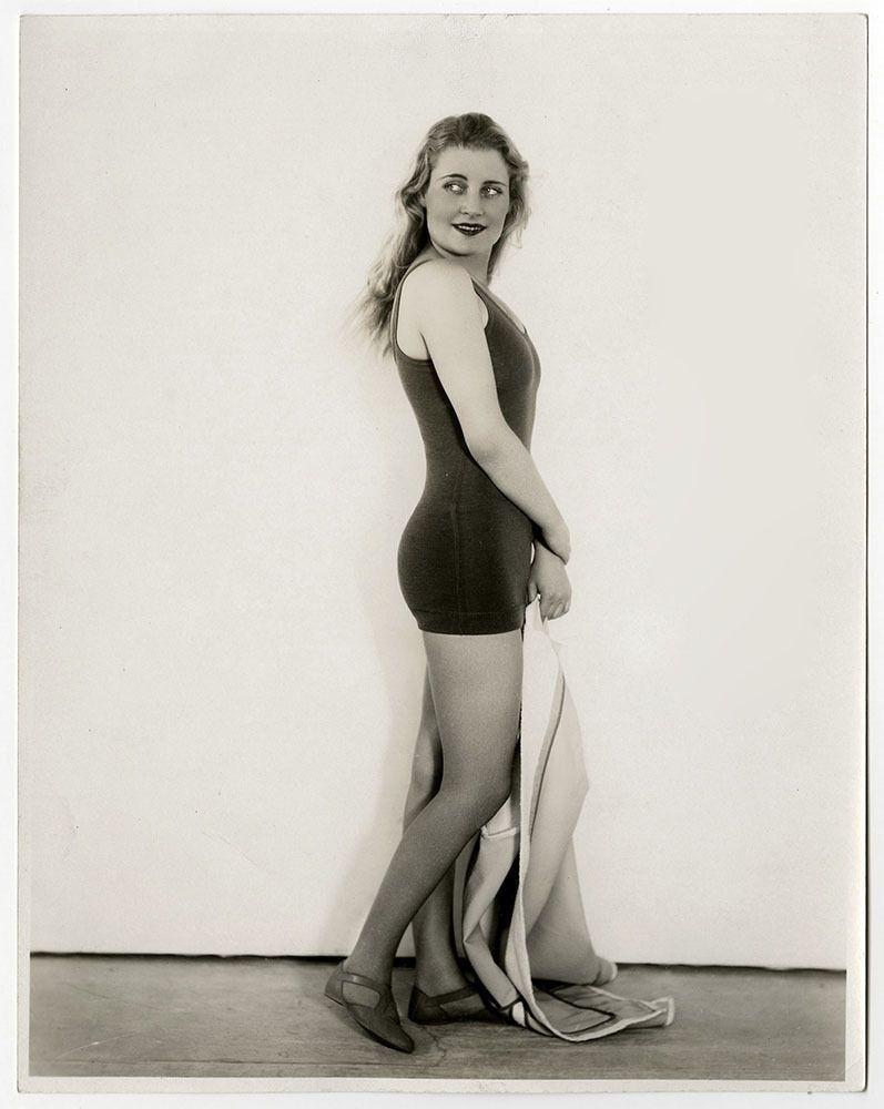 Vintage Risque 1930 Jeanette Loff Rare Photograph Rolf ...