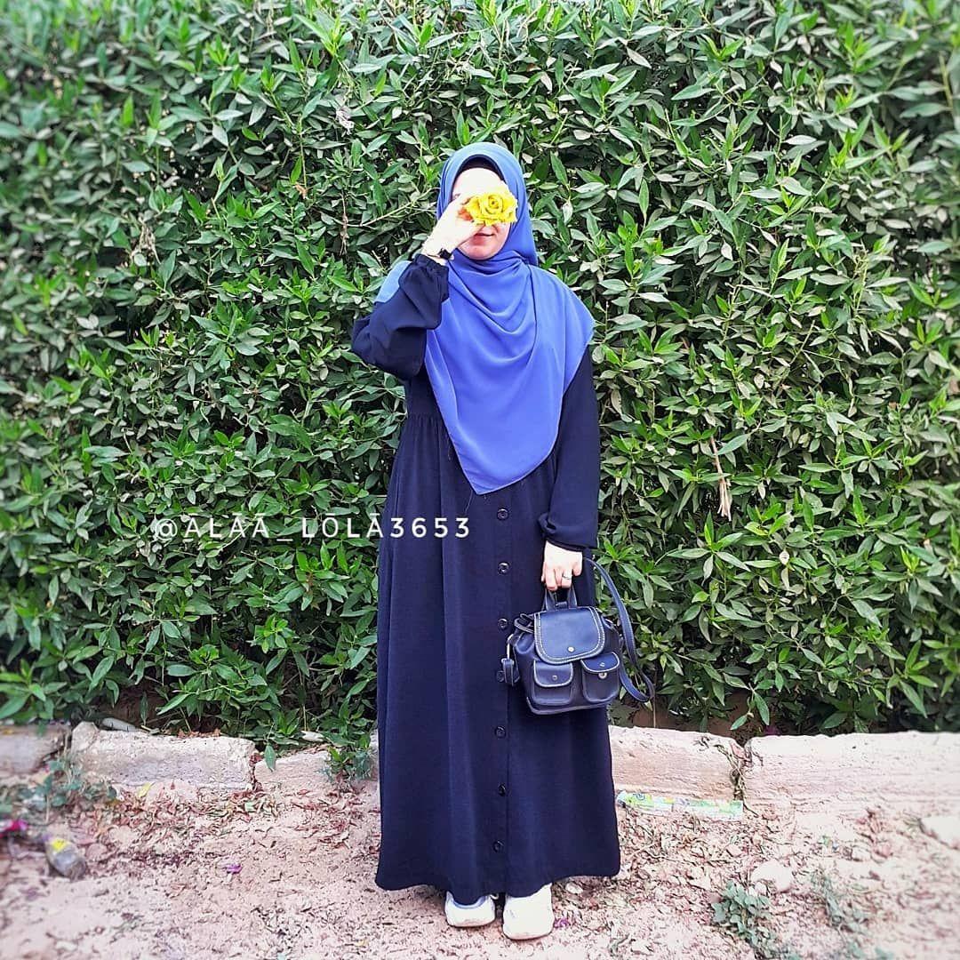 972 Likes 24 Comments Alaa Doaa Design Twinz Shop1 On Instagram متاح الآن والكمية محدودة كود ٧ بلون كحل Modest Fashion Hijab Muslim Outfits Fashion