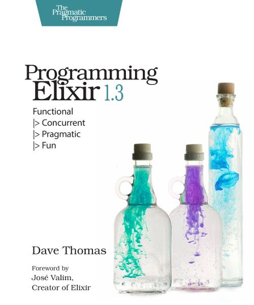 Win a copy of Programming Elixir by Dave Thomas