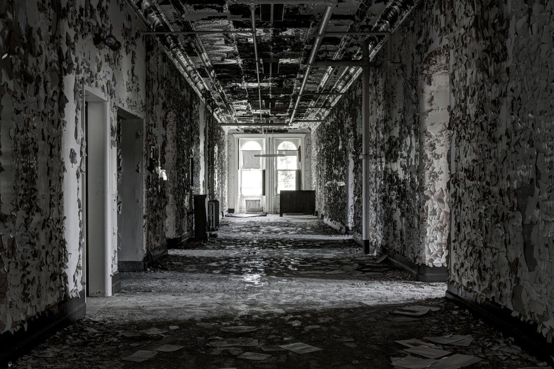 Abandoned Insane Asylums | Thirteen Abandoned Mental ...