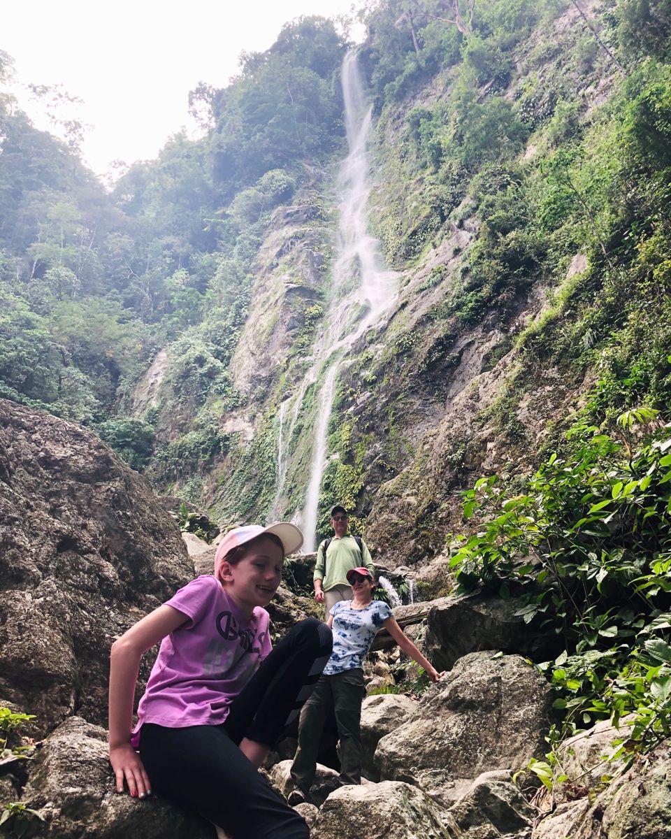 Rainforest Vacation, Ecotourism