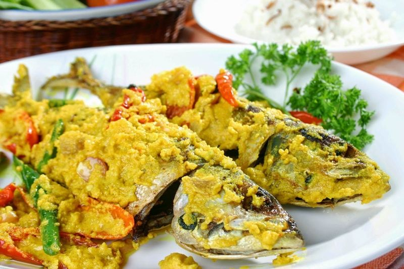 Ikan Nila Kuning Tanpa Santan Resep Ikan Resep Ikan Bakar Resep