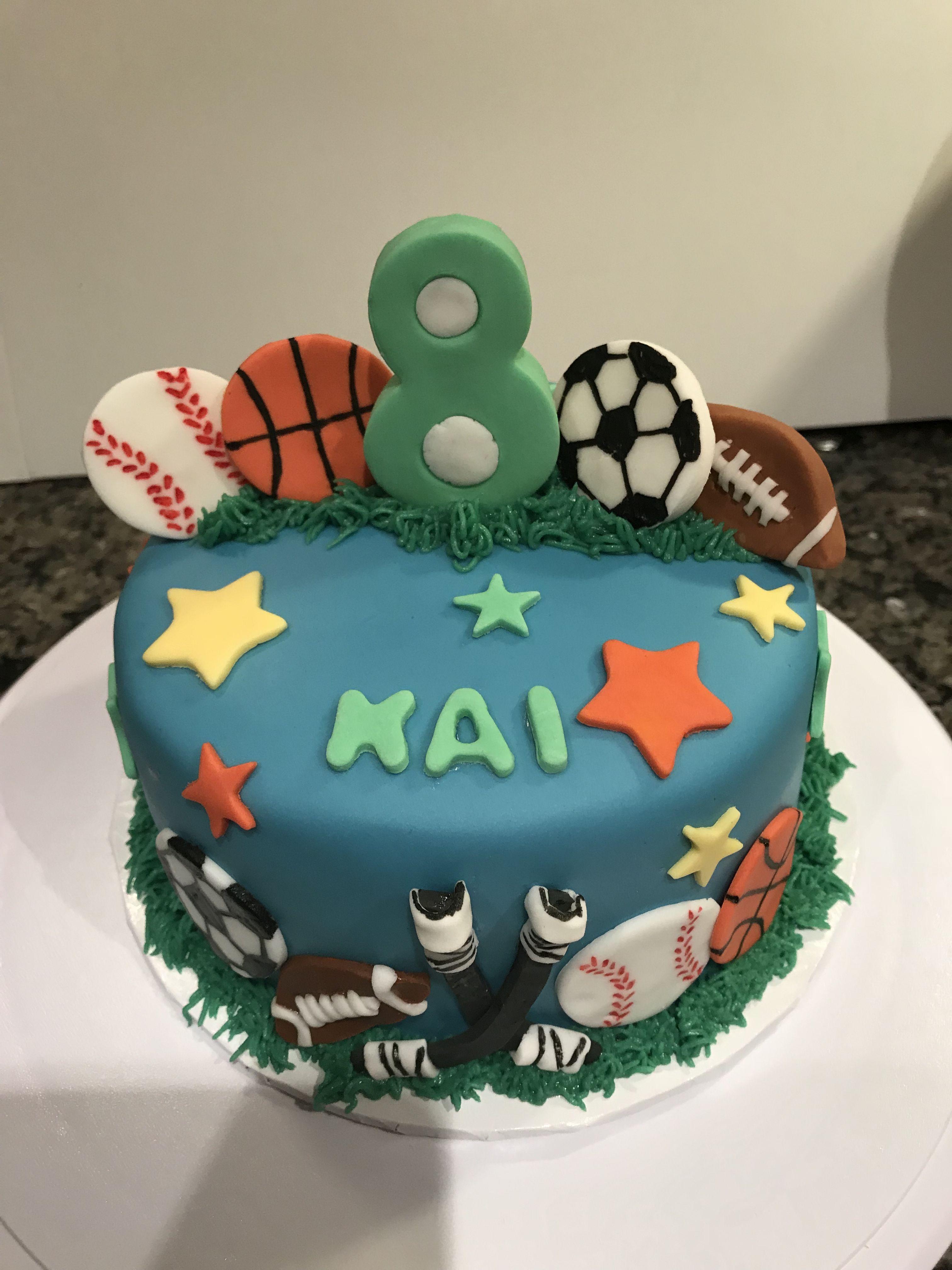 Kai Birthday Cake Topsimages