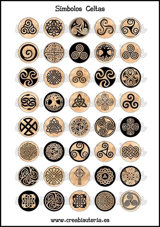 Resultado De Imagen Para Simbolos Celtas Y Su Significado Tattoo - Simbologia-maori-significado