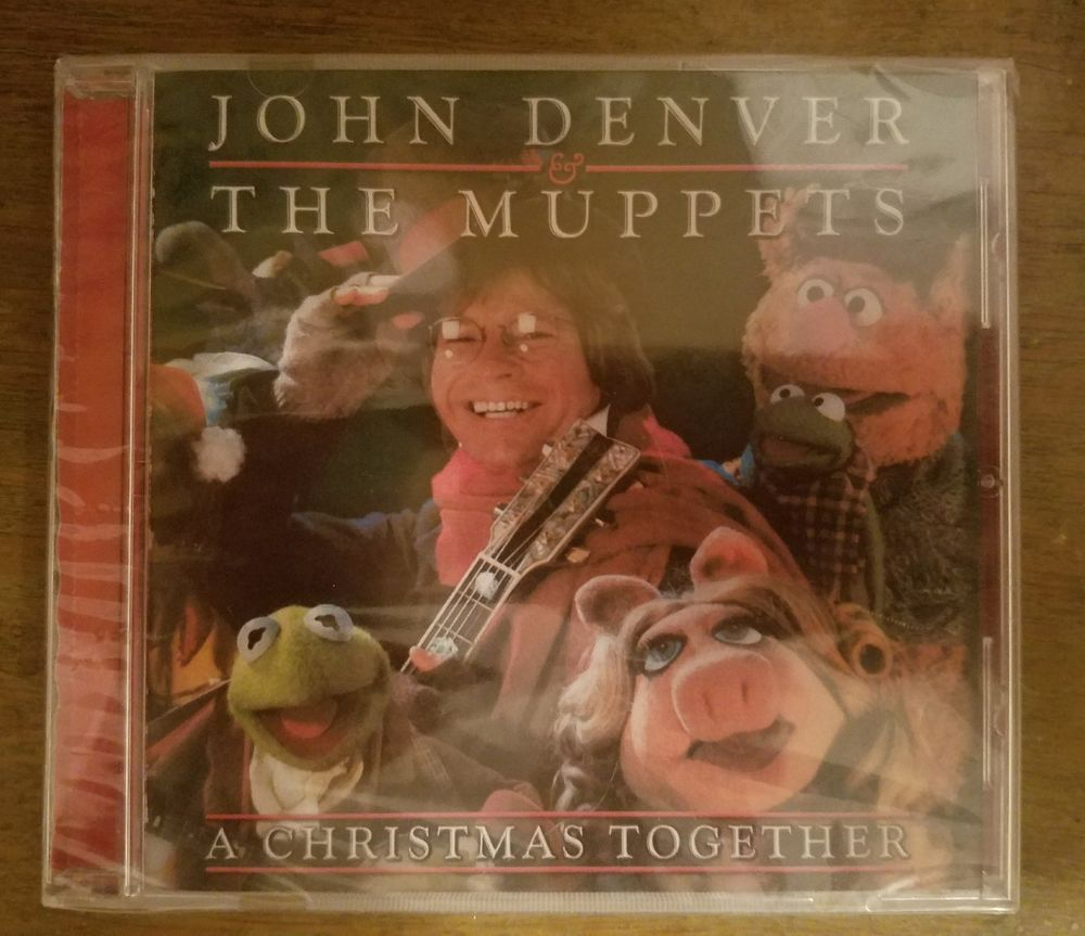 A Christmas Together John Denver The Muppets 2008 CD in 2018 ...