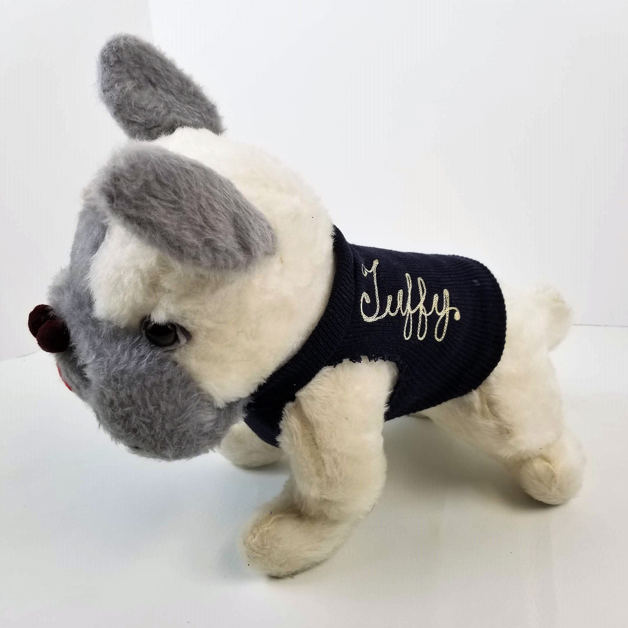Melissa Doug English Bulldog Plush Toy Online Only Giant
