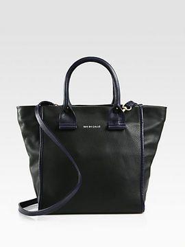 ab287e0b1 See by Chloe April Small Zip Tote at ShopStyle | HANDBAGS....luggage ...
