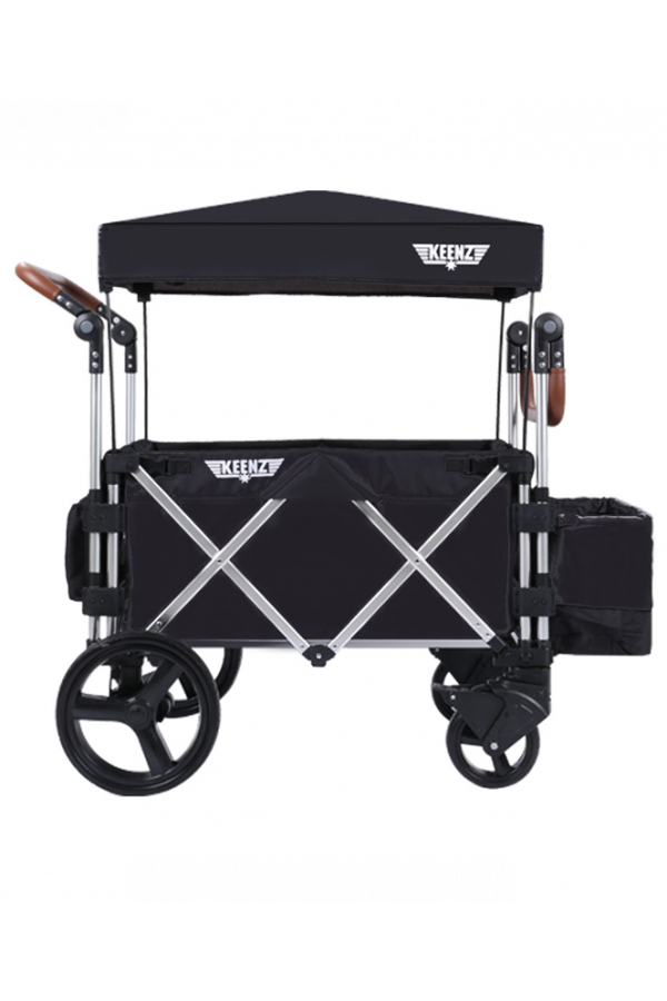 Keenz 7S Stroller Wagon, Black (With images) Kids wagon