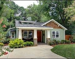 Painted Brick House Exterior Before And After Color Schemes