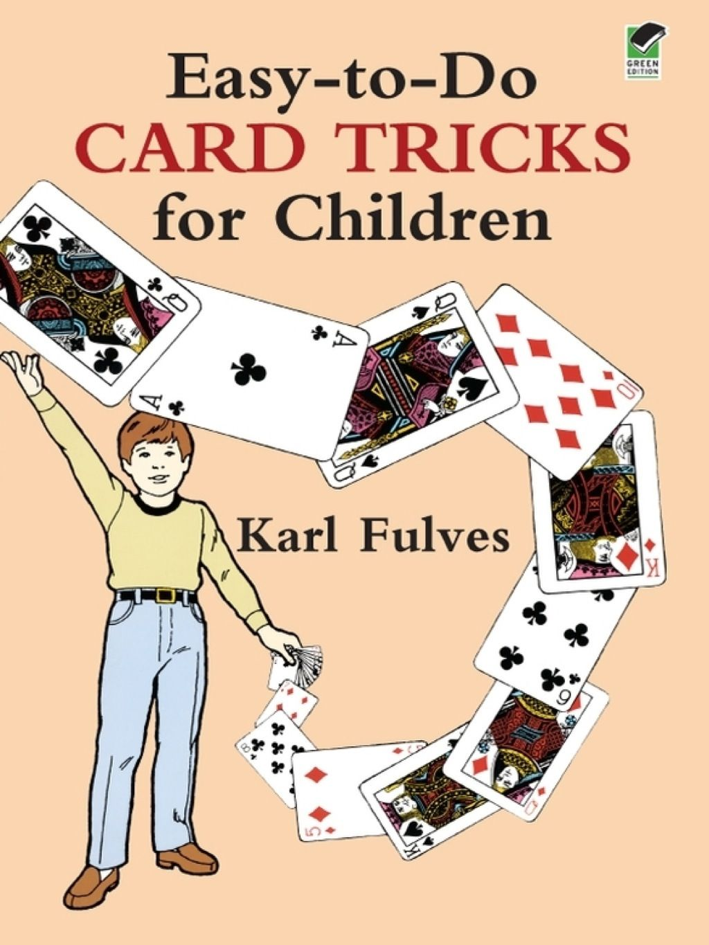 Easy-to-Do Card Tricks for Children (eBook) (With images ...