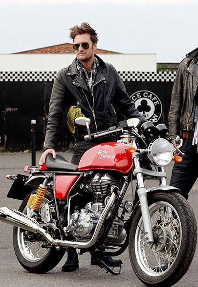 royal enfield has relaunched iconic 1960s' continental gt cafe