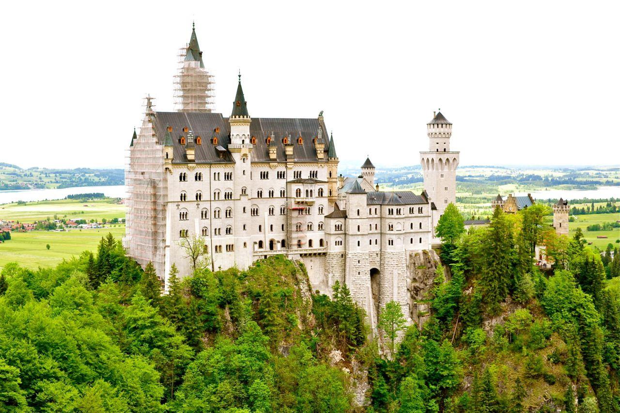Schloss Neuschwanstein Germany Instagram Snapshots Photography