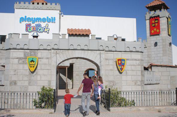 FunPark Playmobil - parc d'attraction Playmobil #playmobil #jeux #jouets #child #childhood #parc #funpark #malta #france #paris #fun