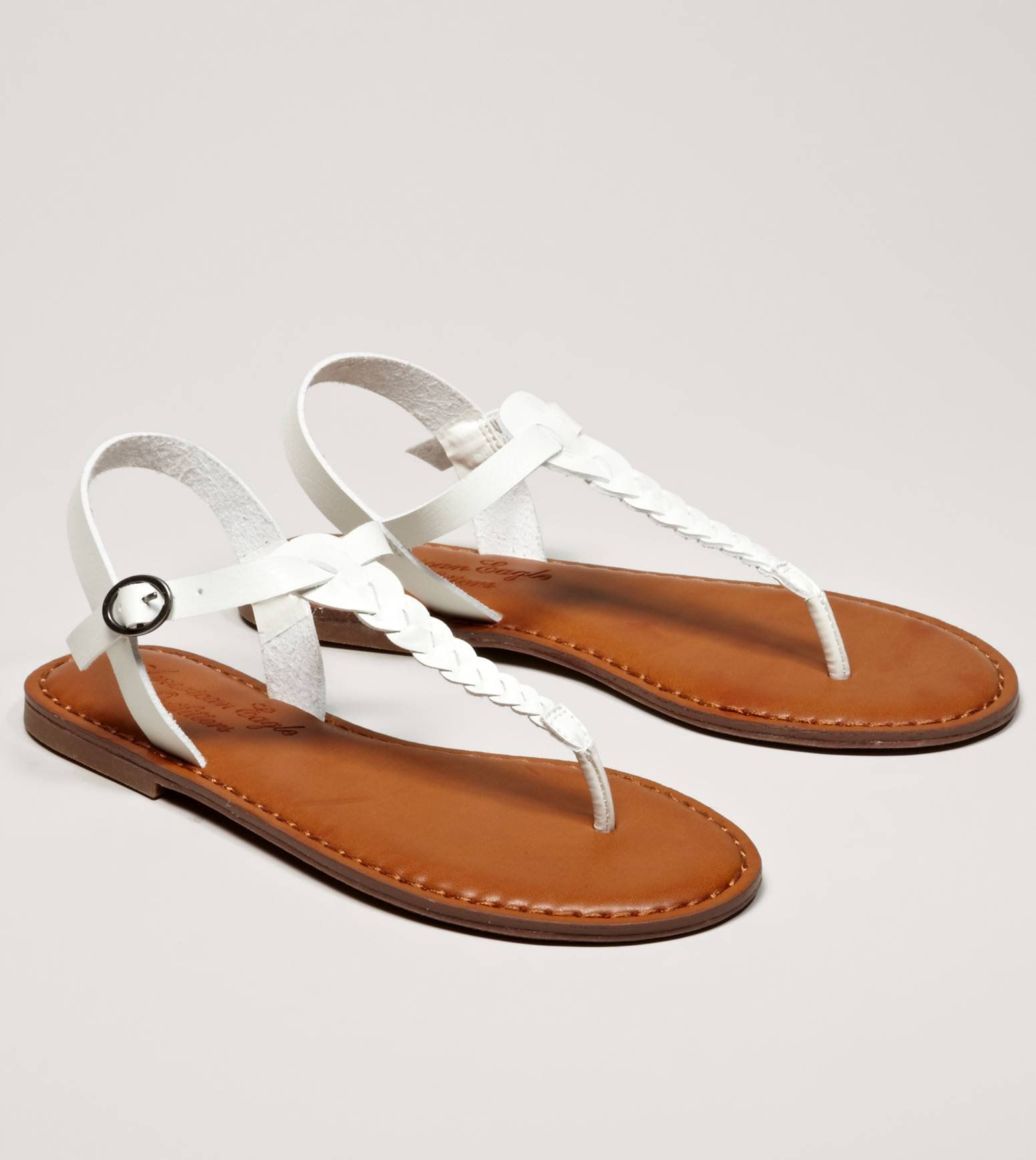 AEO Braided Sandal