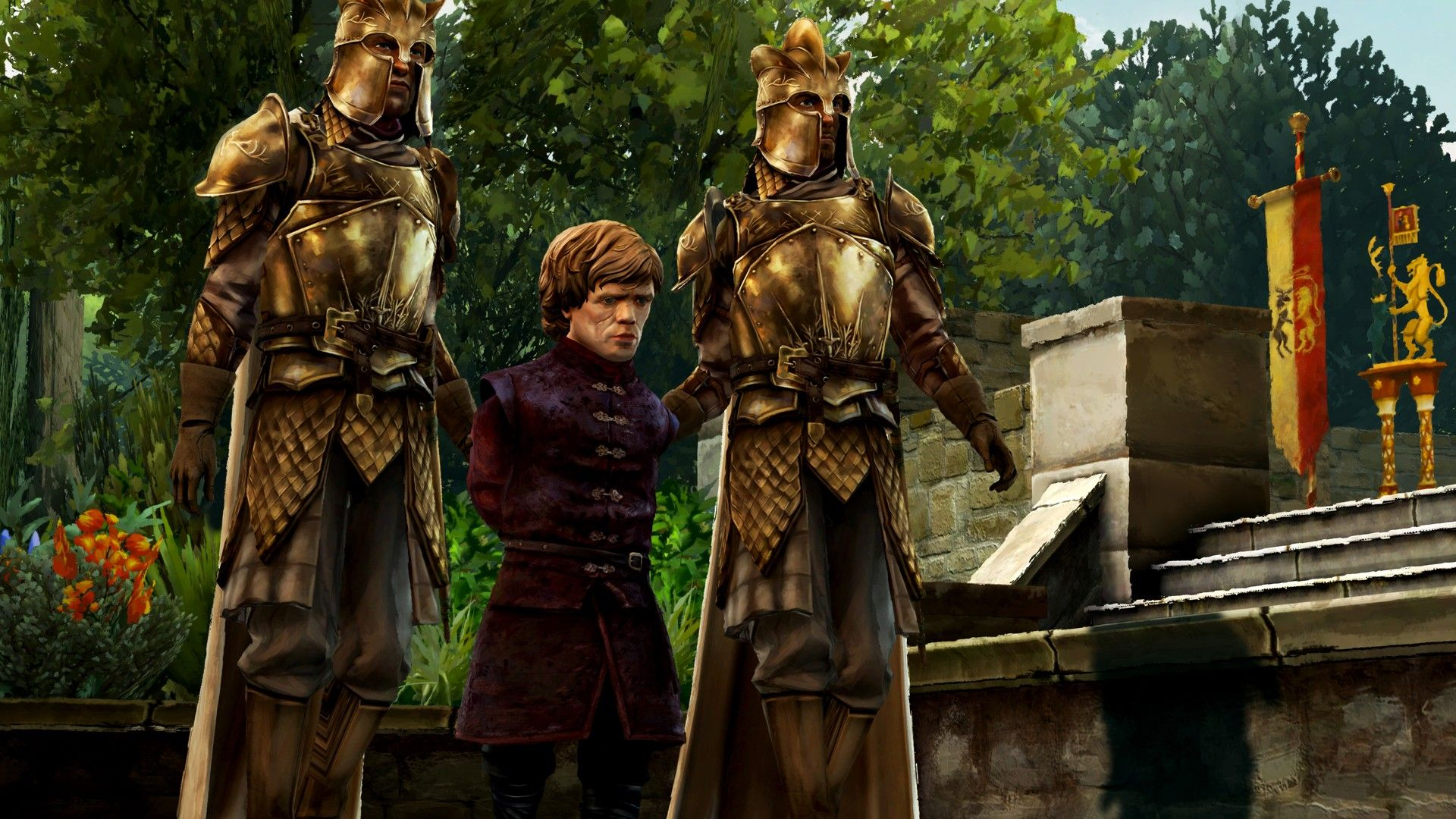 Game Of Thrones A Telltale Games Series Tv Cast Featurette Telltale Games Zeigt Euch Die Schauspieler Der Tv Serie G Game Of Thrones The Sword Playstation