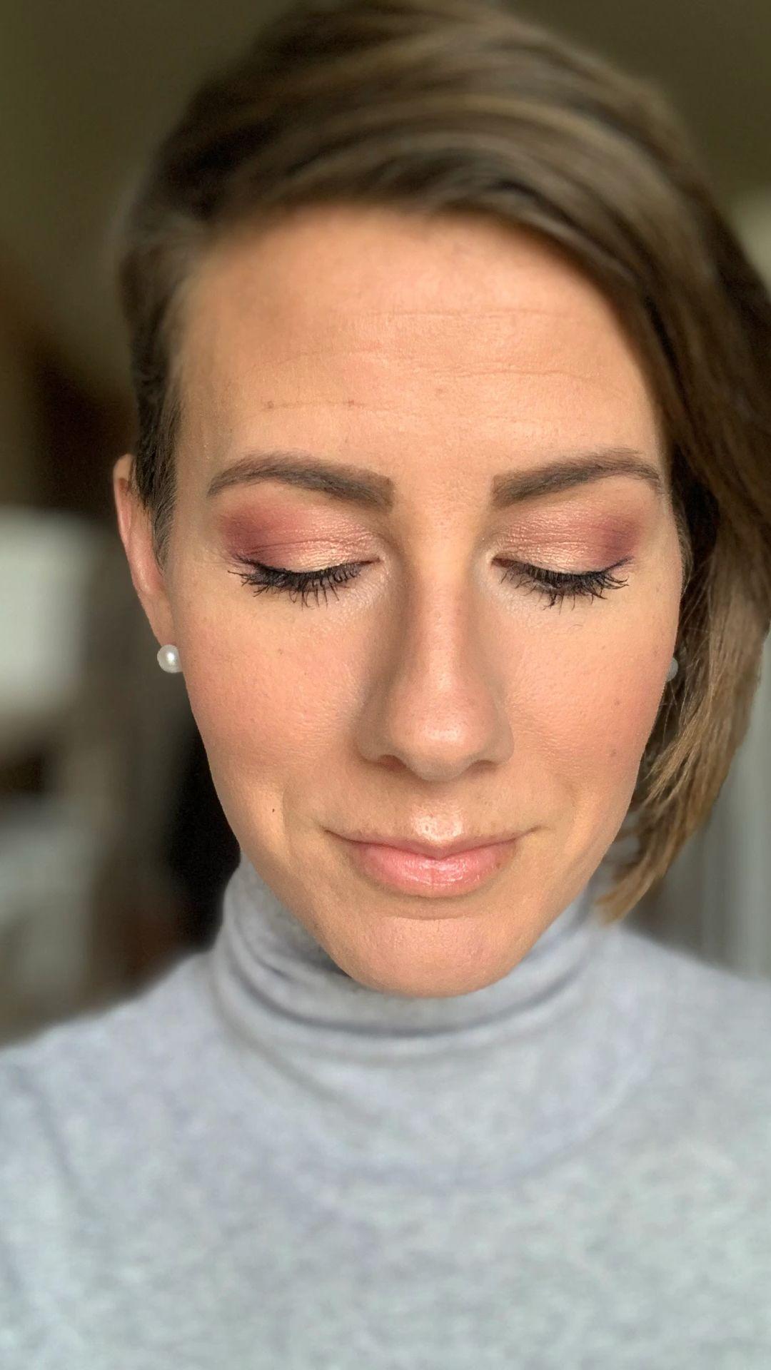 Pretty Pink Eyeshadow Look