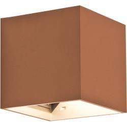 Photo of Wever & Ducré Box 2.0 3000K wall light, copper-colored Wever & Ducré