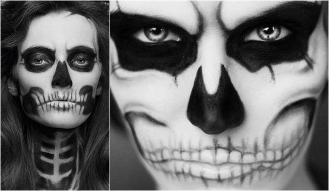 ideas de maquillaje para halloween hallowen makeup pinterest halloween maquillaje and dia de