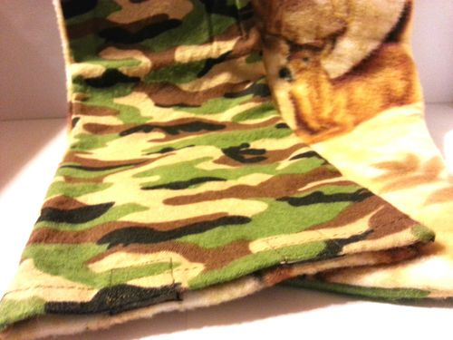 2 Piece Ferret Nation Ramp Cover Set Army Camouflage Deer Hunting FN Midway   eBay