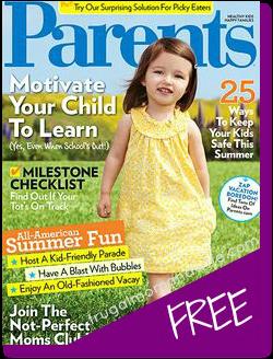 parents magazine coupons