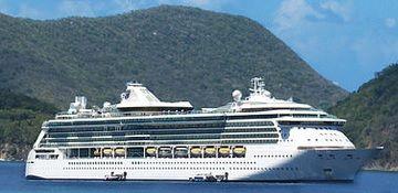 Royal Caribbean Cruise Line Cruise Ship Brilliance Of The Seas - Royal caribbean cruise ship tracker
