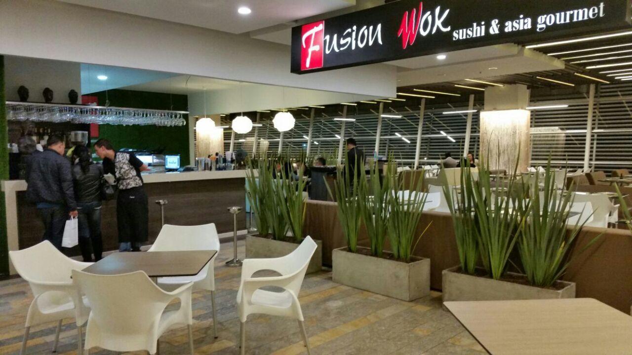 Fusion Wok Hayuelos Centro Comercial Hayuelos Terraza De Comidas 3er Piso Local 351 Calle 20 No 82 52 Telefonos 1 300 2797 Ciudad Jardin Restaurantes Wok