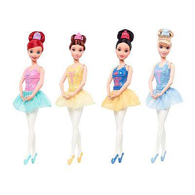 Disney Princess® Ballerina Dolls at Big Lots.