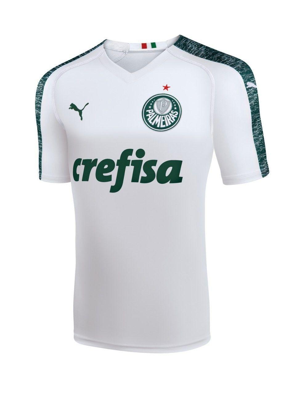 Palmeiras 2019 away Novos Uniformes 01e80b716cd1f