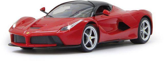 RC-Auto »Ferrari LaFerrari 40MHz 1:14 rot«, mit LED Beleuchtung #ferrarilaferrari