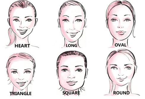 Style Right For Your Face Type Gesichtsform Frisuren Bilder Frisuren Ovales Gesicht