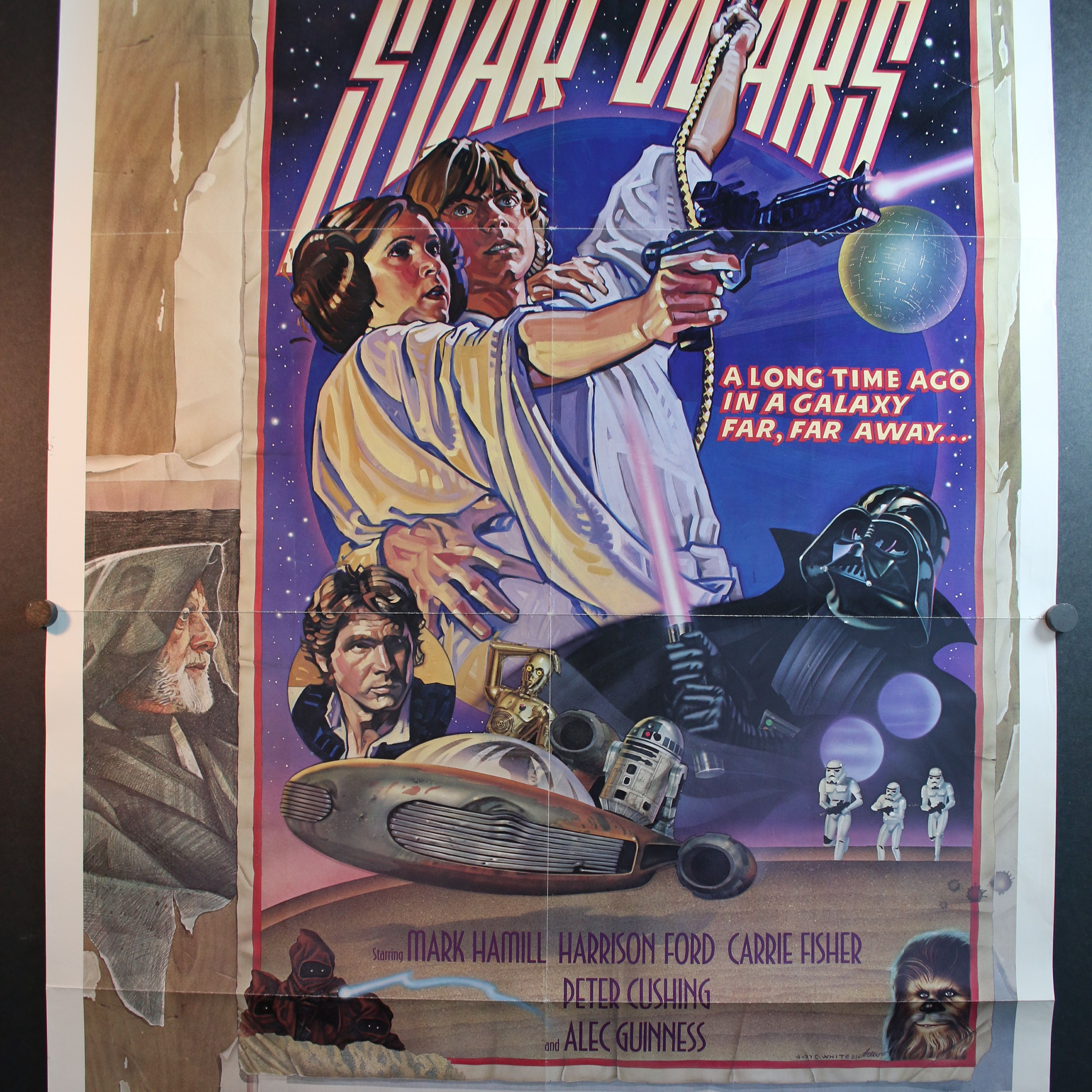 Pin by Betsy Proctor on Star Wars posters | Star wars poster