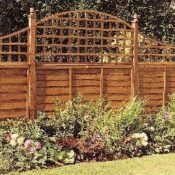 Dome Convex Trellis Garden Gates And Fencing Trellis Garden Trellis