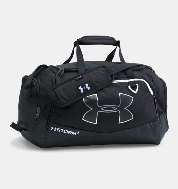 under armour small duffle gym bag